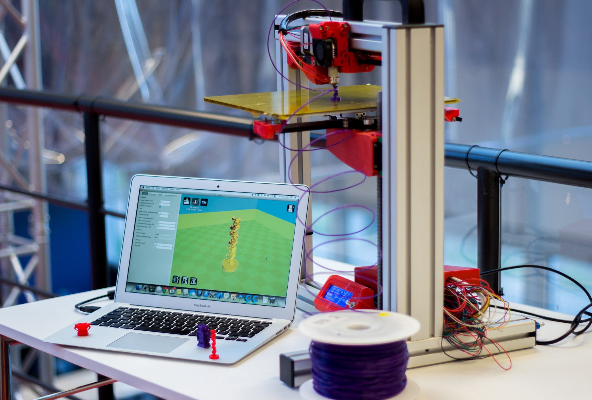 advancements in 3D printing